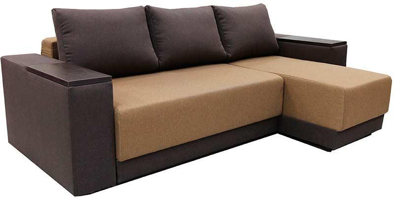 Угловые диваны – оригинальное решение для спальни и гостиной