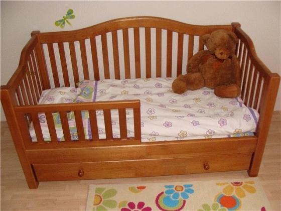 Кровати детские с ящиками