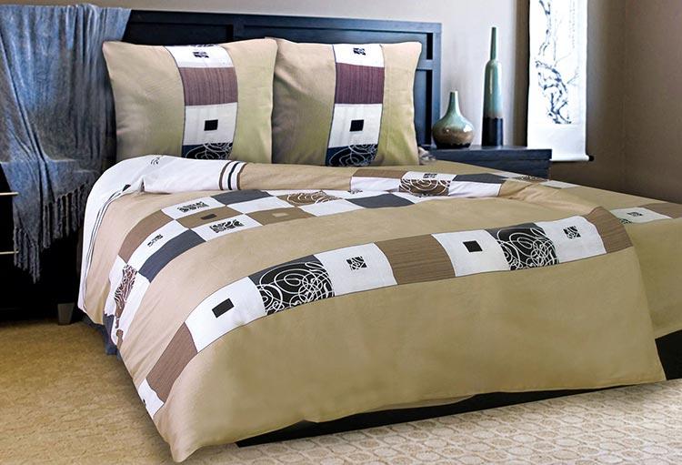 Комплект постельного белья из бязи для Вашей семьи
