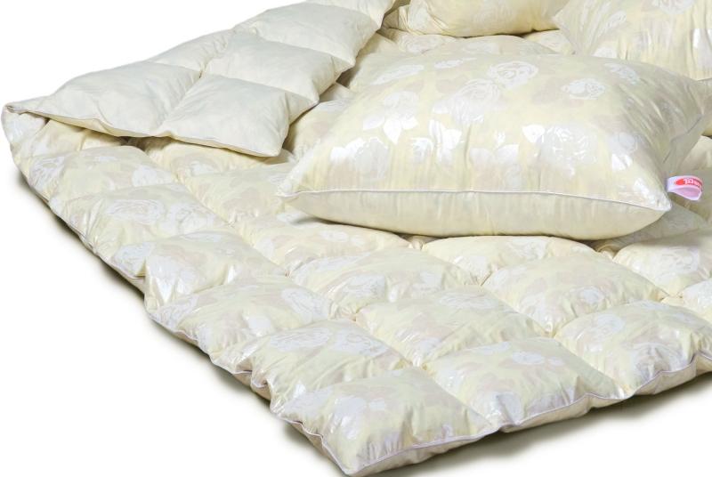 Выбираем качественное пуховое одеяло