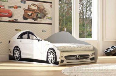 Кровати-машинки для детской комнаты