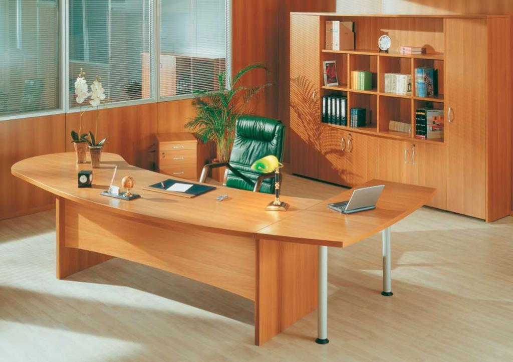 Подбираем освещение и мебель для офиса