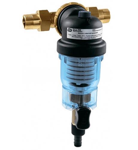 Как работает механический фильтр для воды