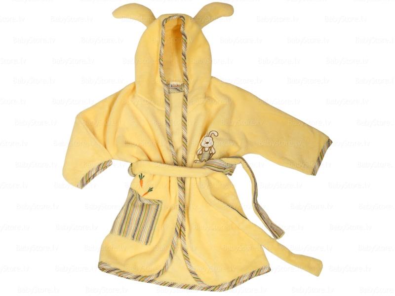 Махровые халаты для детей