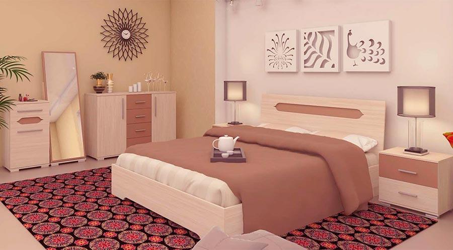 Оформляем спальню правильно