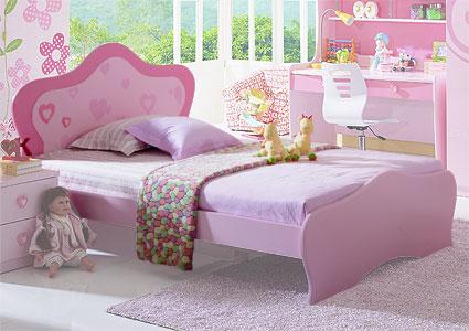 Кровати детские для девочек