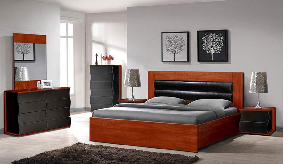 Основные предметы мебели в спальню