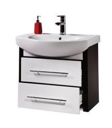 Плюсы мебели для ванной из ДСП и МДФ