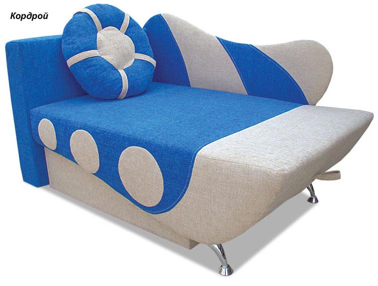 Как выглядит лучший диван для детской комнаты