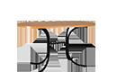 Столешницы и базы столов