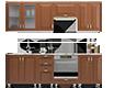 Верхние ящики кухонные