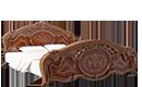 МДФ кровати