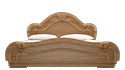 Деревянные кровати