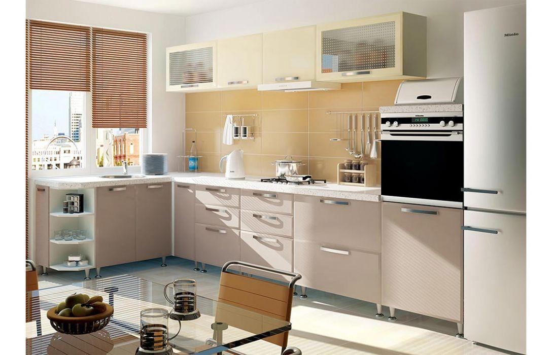 Кухня угловая «Престиж 3,6м» Сокме
