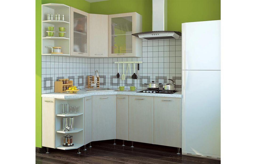 Кухня угловая «Градо 3,2м» Сокме