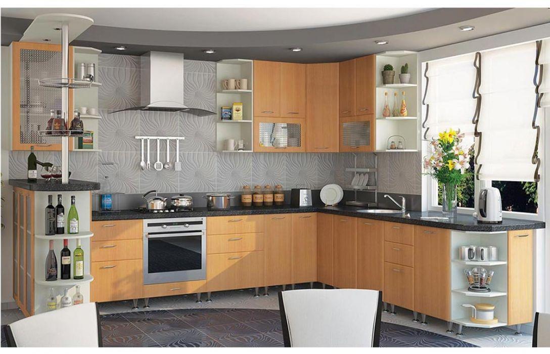Кухня угловая «Градо 7м» Сокме
