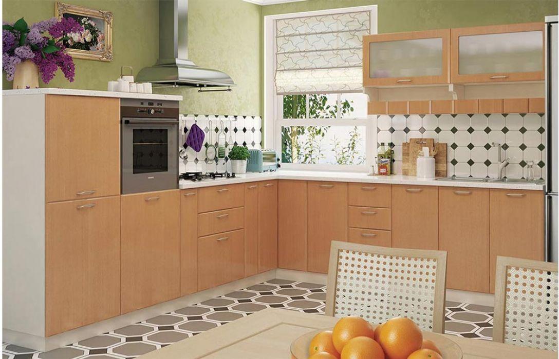 Кухня угловая «Градо 5,9м» Сокме