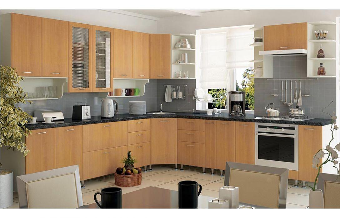 Кухня угловая «Градо 5,8м» Сокме