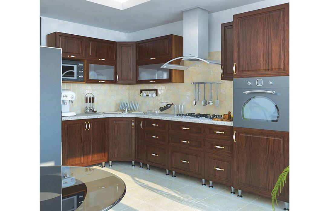 Кухня угловая «Классика 4,7м» Сокме