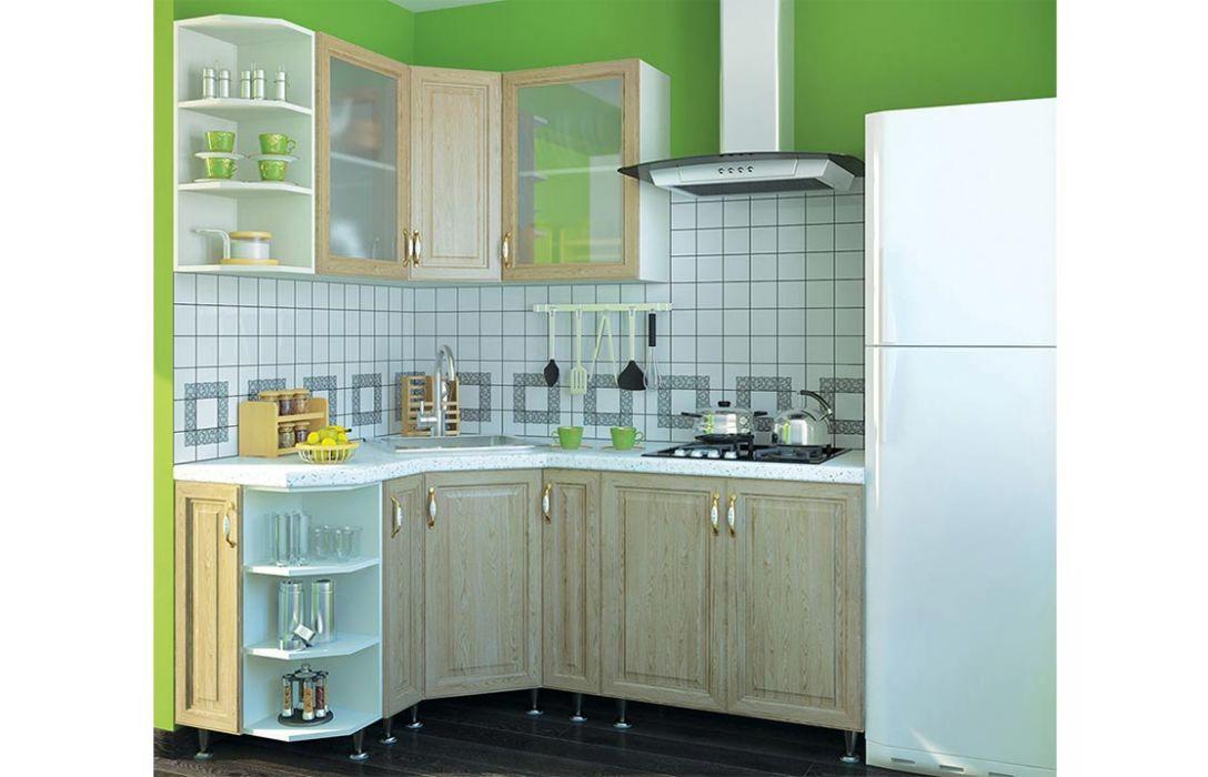 Кухня угловая «Классика 3,2м» Сокме
