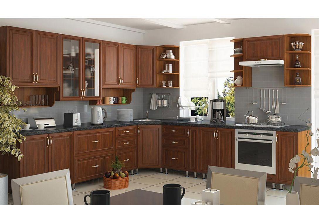 Кухня угловая «Классика 5,8м» Сокме