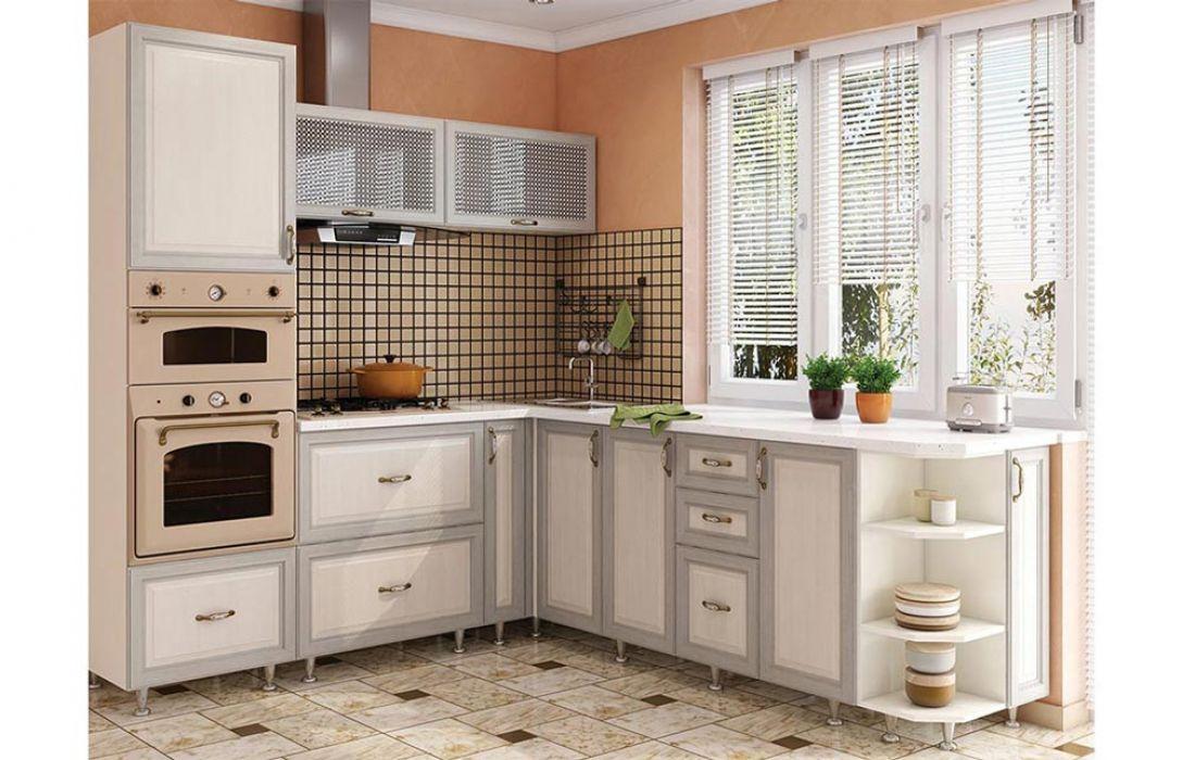 Кухня угловая «Классика 3,3м» Сокме