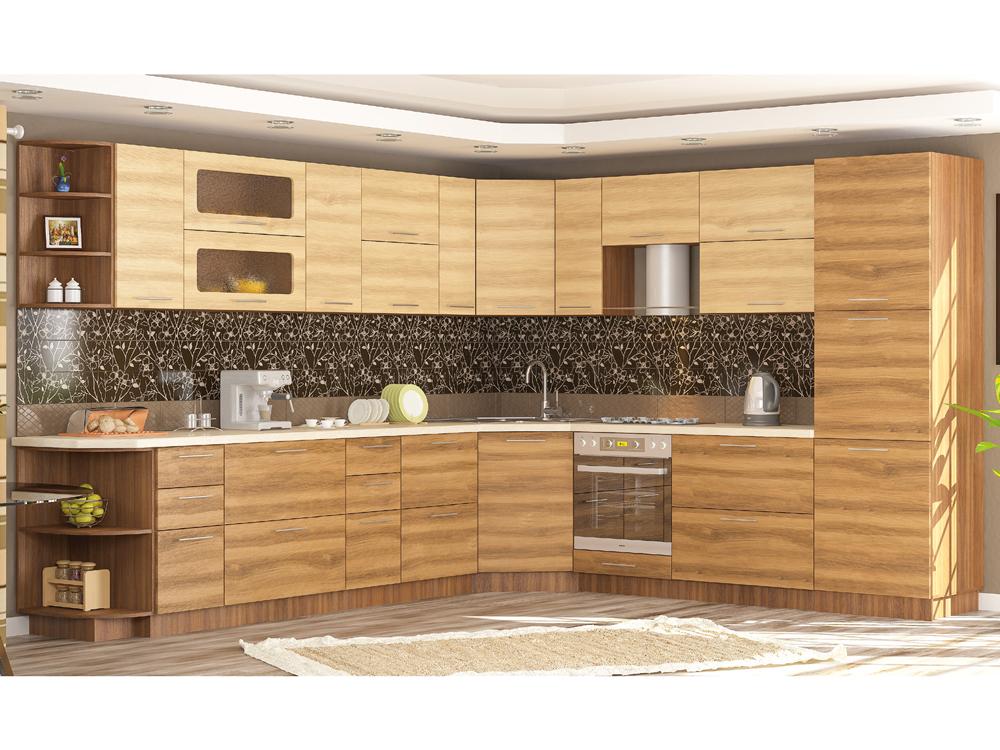 Кухня угловая «Анюта» МС