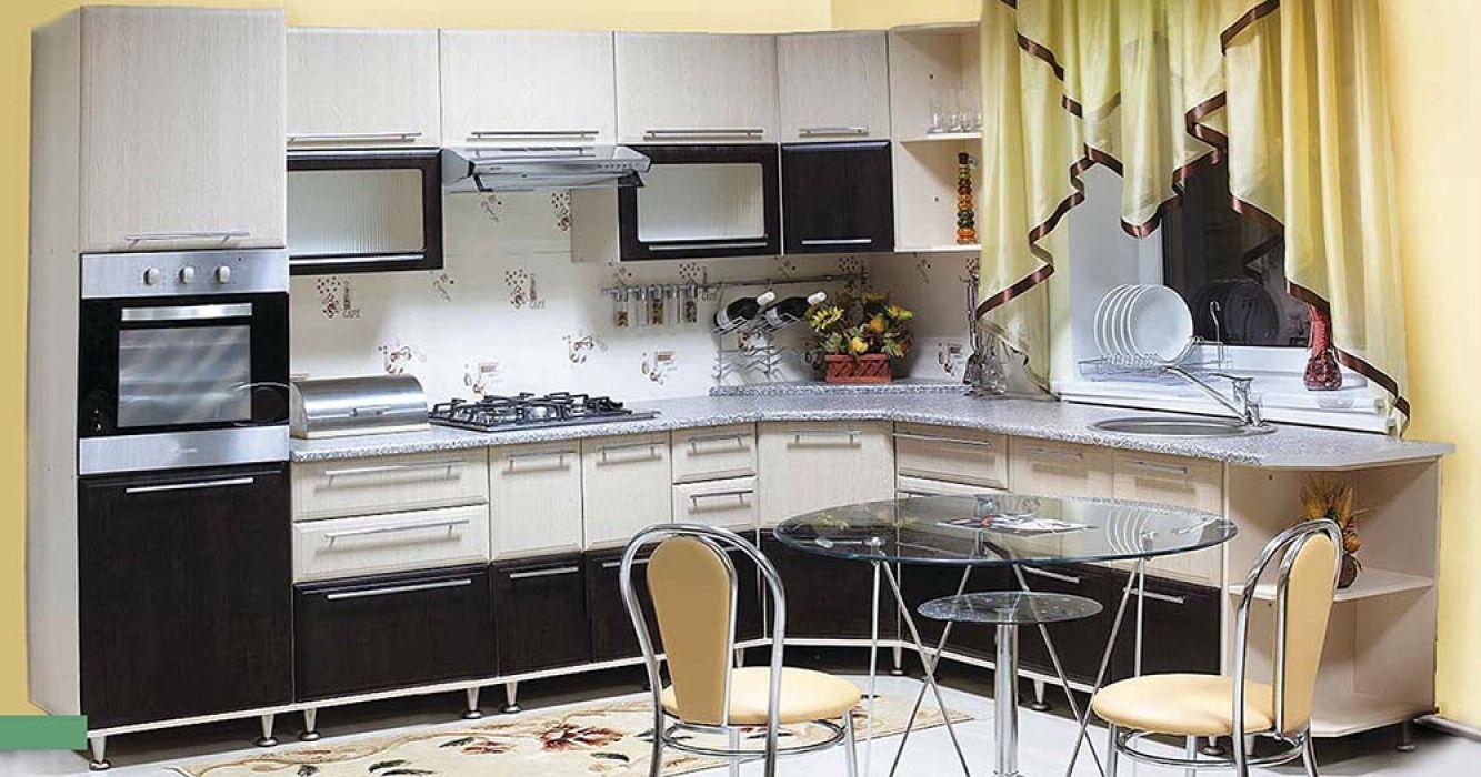 Кухня угловая «Марта 5,4м» Сокме