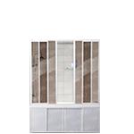 Душевые дверки и шторы