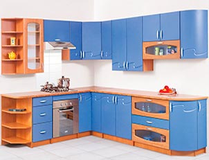 Кухня угловая «Импульс» СМ