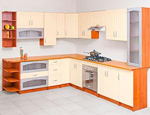 Кухня угловая «Лира» СМ