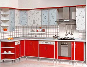 Кухня угловая «Модена» СМ
