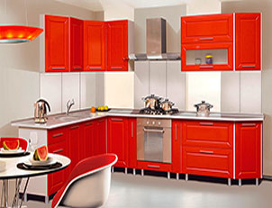 Кухня угловая «Сандра» СМ