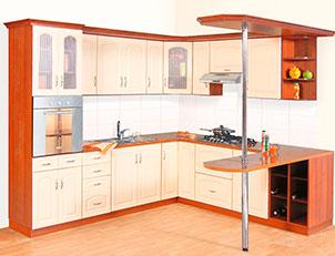 Кухня угловая «Флора» СМ