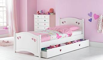 Детские кровати для девочки