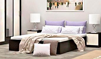 Кровати «Эконом класса»