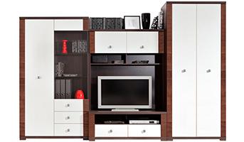 Гостиные шкафы и стенки