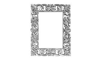 Рамы для настенных зеркал