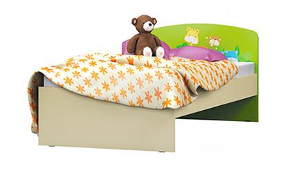 Кровати в детскую комнату