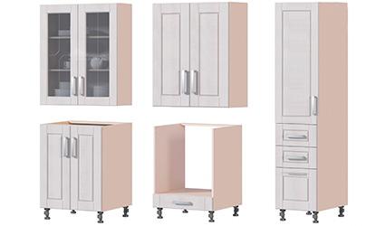 Кухонные шкафы и ящики