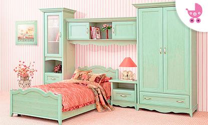 Спальни для девочки