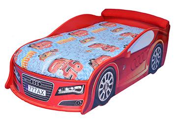 Кровати-машинки