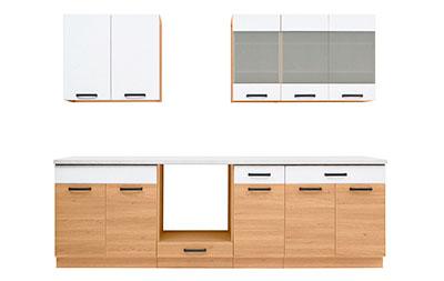Шкафы и тумбы в кухню