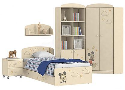 Дитячі кімнати