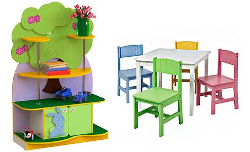 Меблі для садка