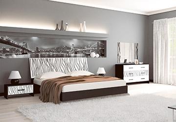 Спальні Міромарк