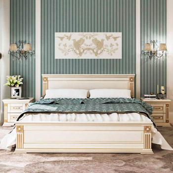 Елітні спальні гарнітури