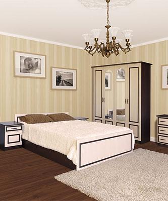 Спальня Кім