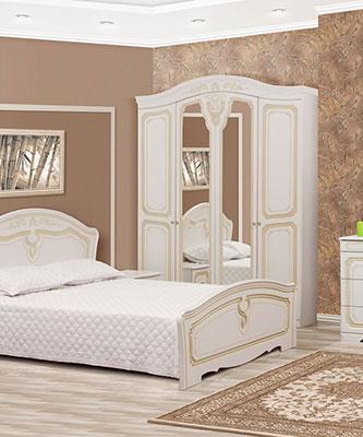 Спальня Луїза патіна