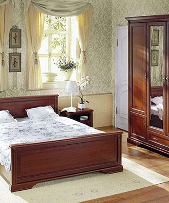 Спальня Стіліус